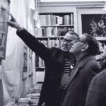 Latis, Man Ray et sa femme Juliete
