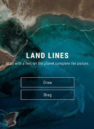 land lines google